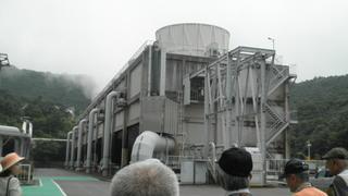 八丁原地熱発電所