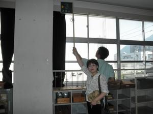 足原小学校(教室)
